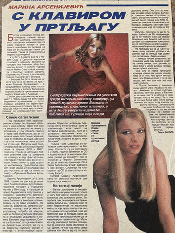 TV Guide interview 2001