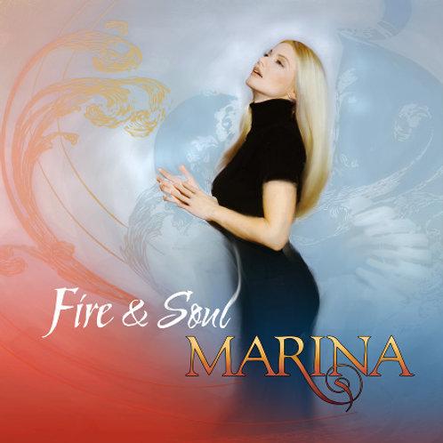 CD/DVD - Fire & Soul