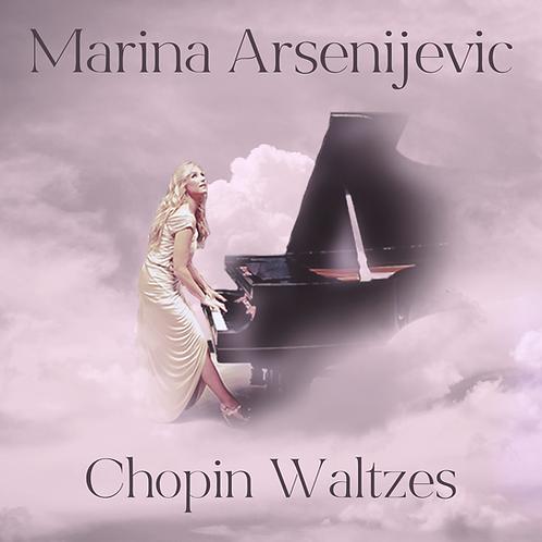CD - Chopin Waltzes