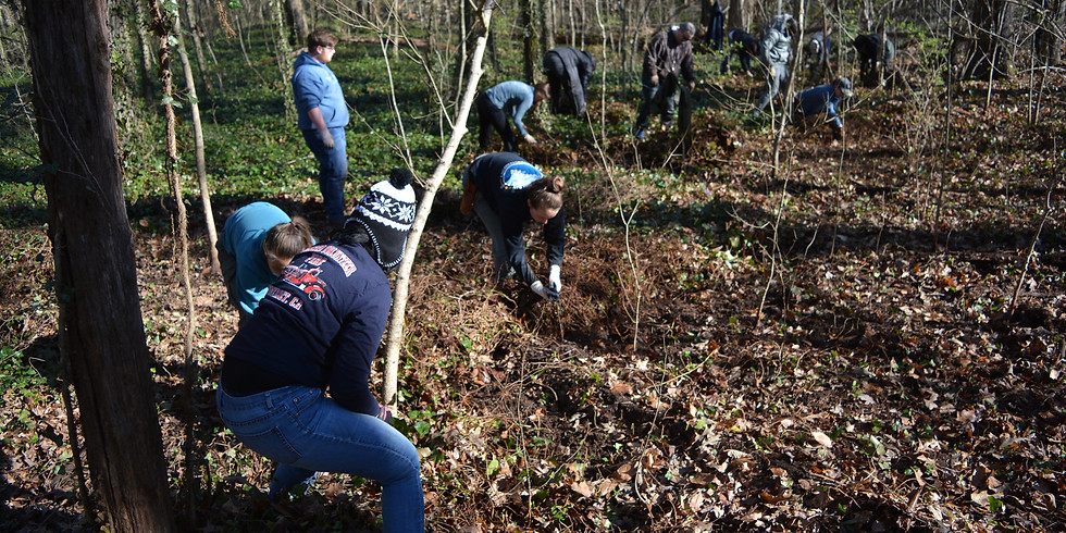 Weed Warriors Workday (REGISTRATION REQUIRED)