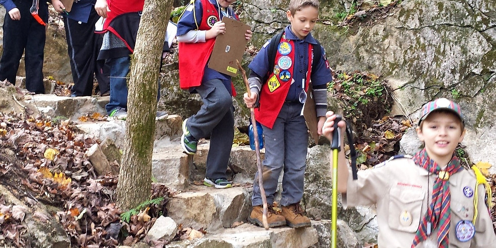 Off-Trail Adventures (Family Programs)