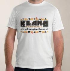 Merchandise für Klangkaufhaus