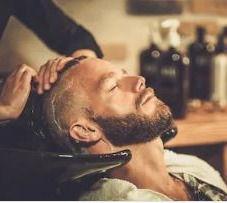 Standard Haircut + Wash