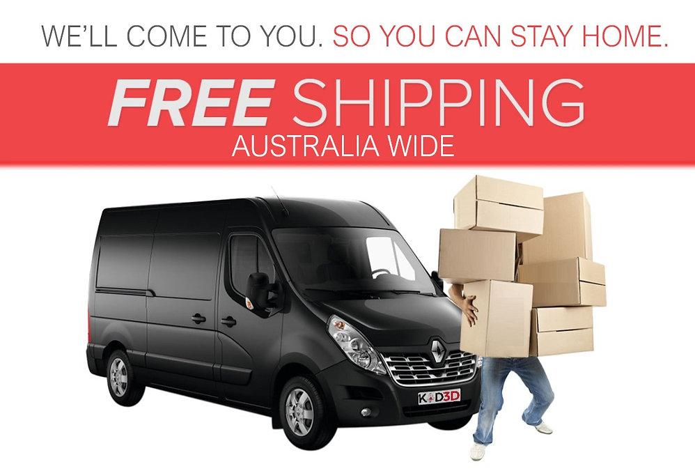 Free Shipping Australia Wide KAD3D Covid