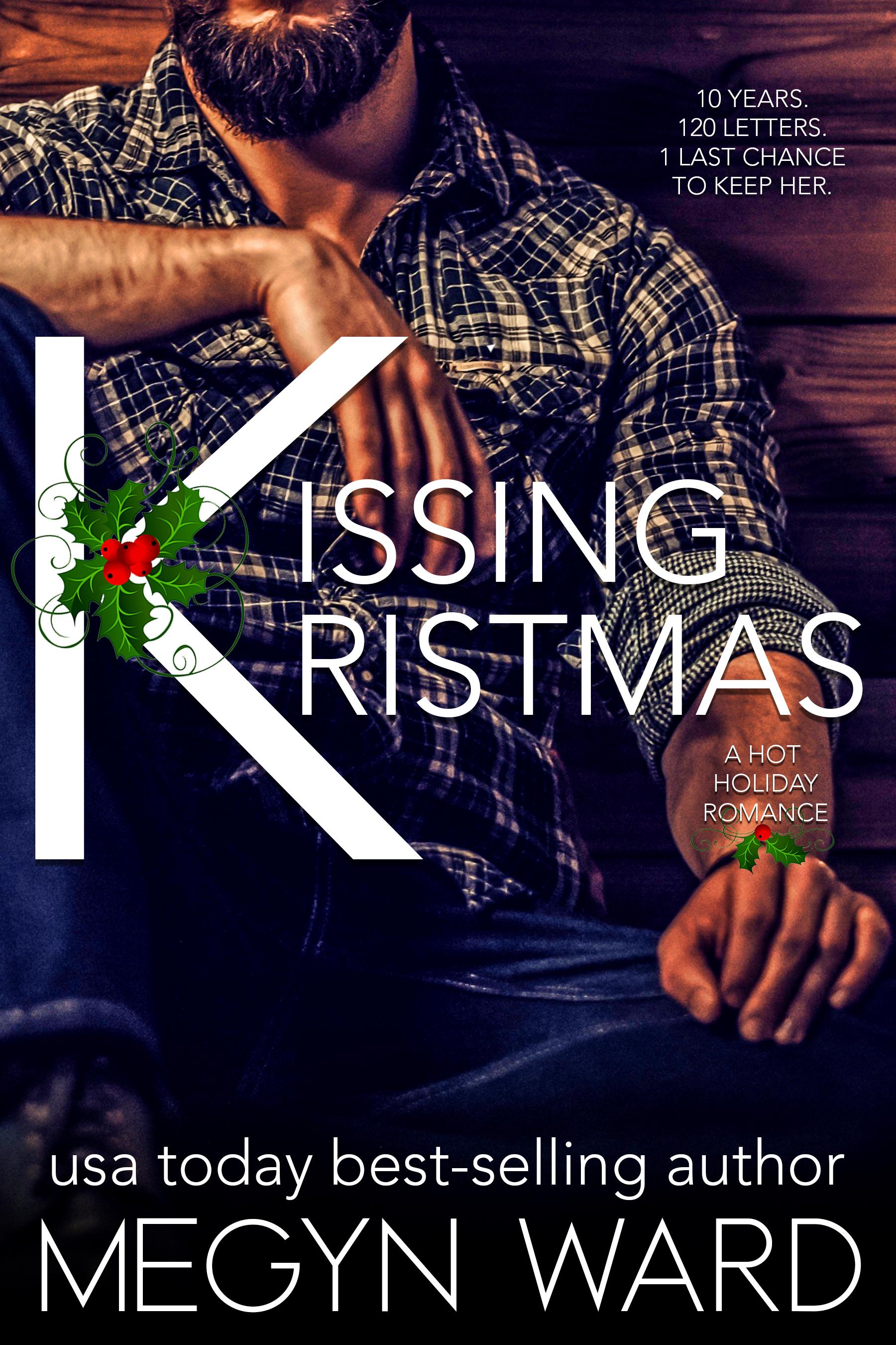 kissing kristmas cover