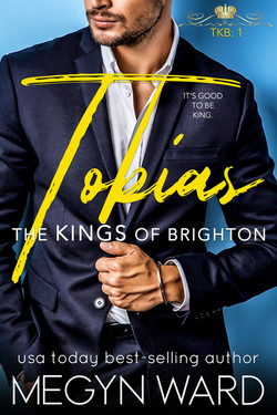 TOBIAS BLUE LETTERS 2019 THIS ONE