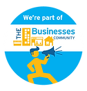 The Business Community St Albans TBC Badge Graphic