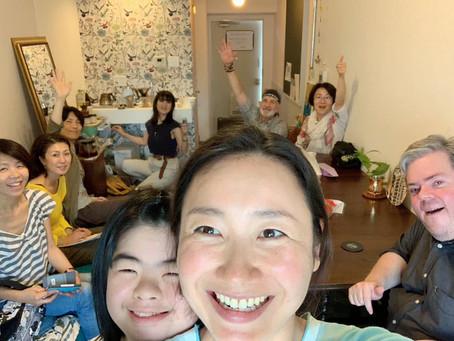 Mimi Pepper English Cafe!!