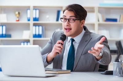 Lesen Sie, wie Sie PowerPoint richtig nutzen ohne abzulesen