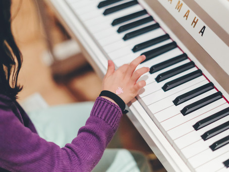 Benefits of Music Learning in Child Development
