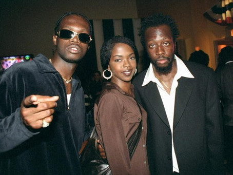 Famous Musicians and Their Relationships – The Fugees