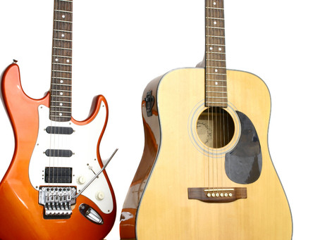 Is The Acoustic Or Electric Guitar Better For Beginners?