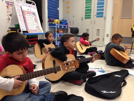 How Music Enhances Learning in School
