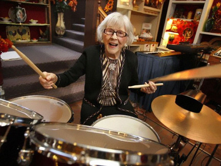Am I Too Old To Play Drums?