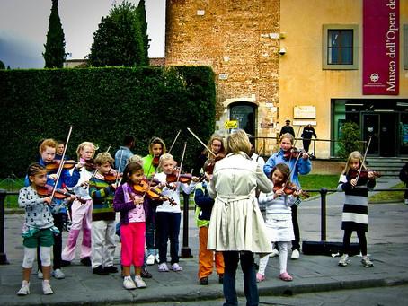 5 Ways Music Benefits School Children