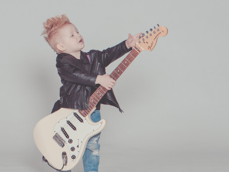 7 Reasons Why Music Is Good For Children