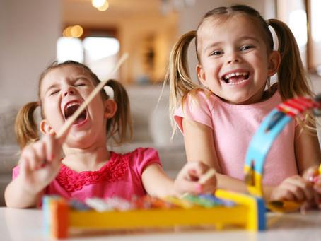 Emotional Regulation in Children through Music