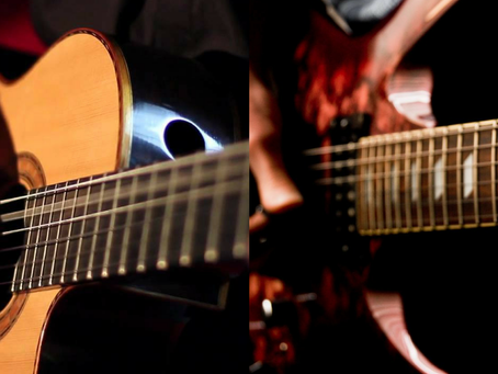 Should I Learn the Classical Guitar Before Playing the Electric Guitar?