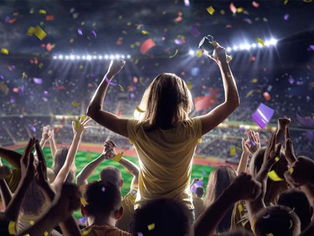 Why is Music Played at Sports Events?