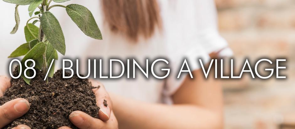 HOW TO DIY BRAND DESIGN: Building a Village