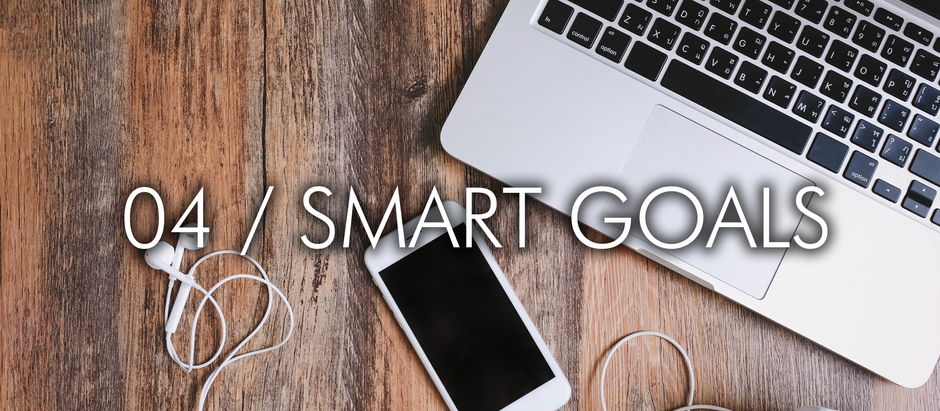 HOW TO DIY BRAND DESIGN: SMART Goal Setting & SWOT Analysis