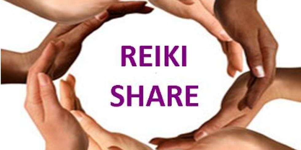 Reiki Share - Serendipity Wellness
