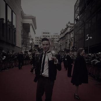 Red Carpet - Olivier Awards, London