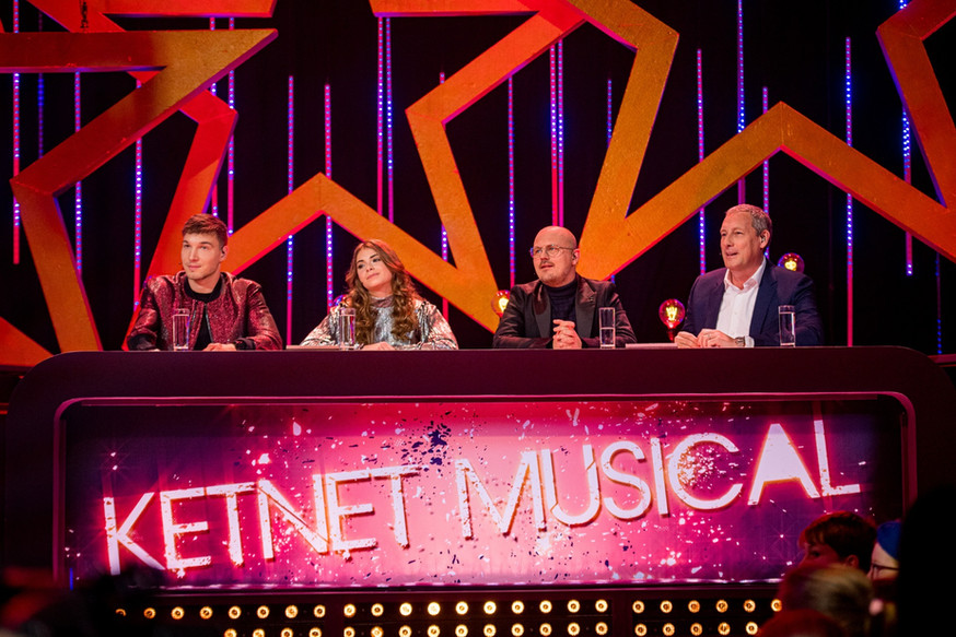 Ketnet Musical Judges