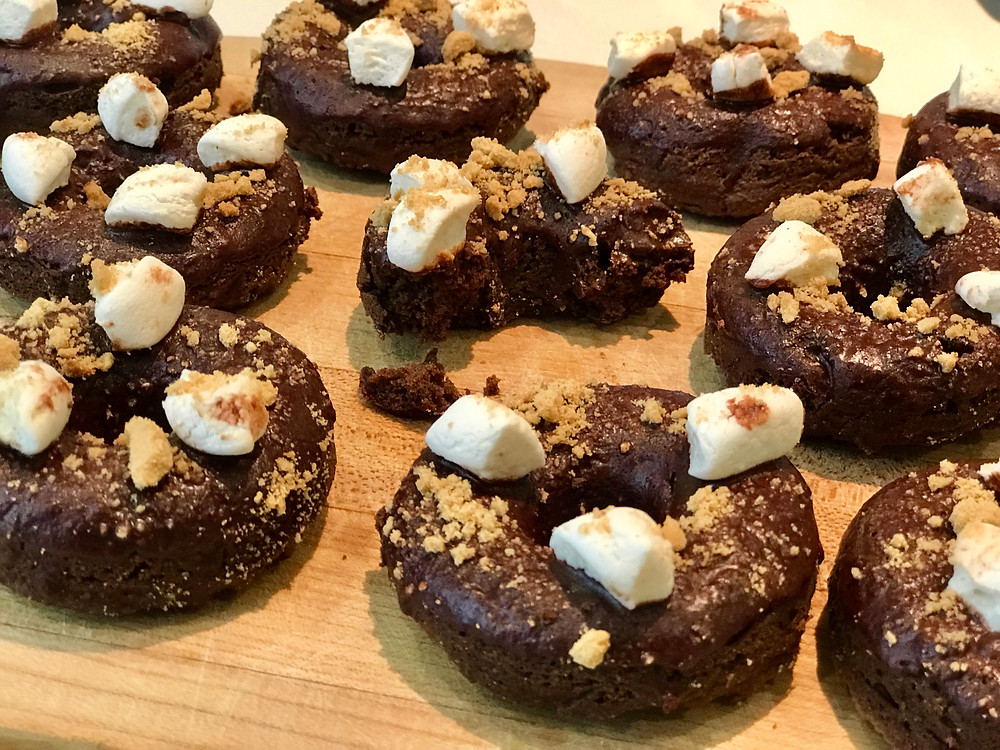 S'mores Donuts
