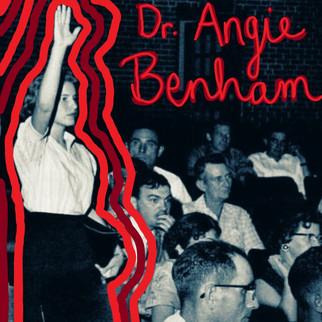 Episode 6. Dr. Angie Evans Benham