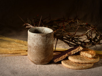 Between Passover and Pentecost