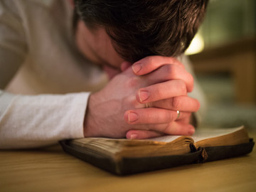 A Psalm, A Proverb, and A Prayer