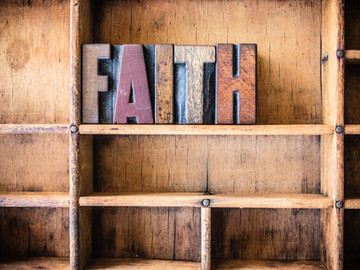 We Walk by Faith And Not By Sight - Part 6