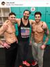 Vito Brasil at Studio City Fitness Gym