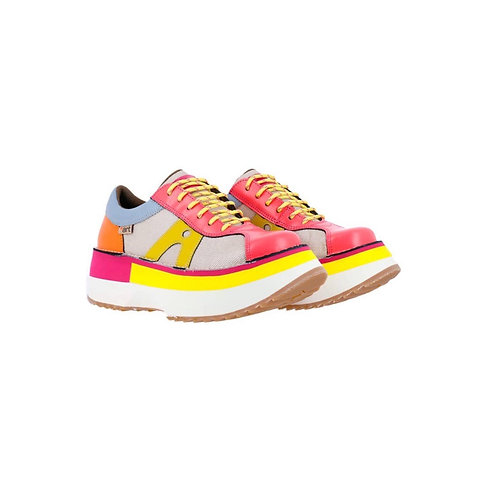 Art Life Platforms Pink Multi