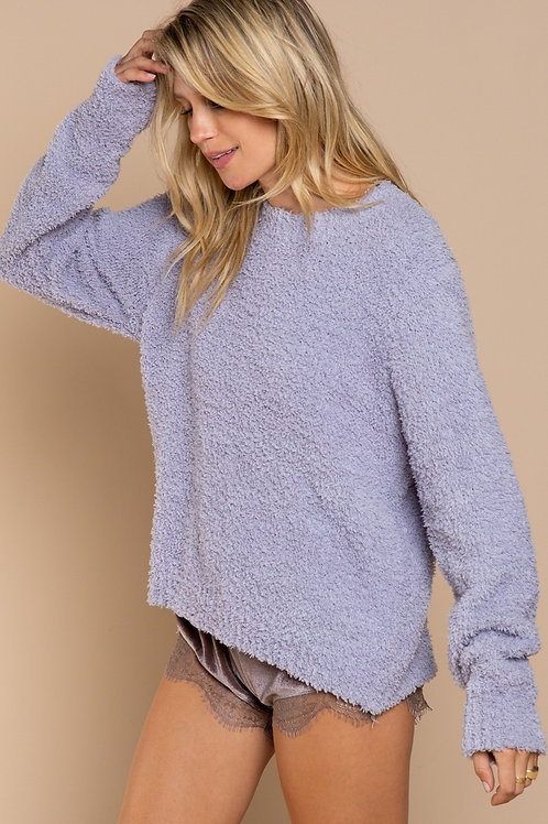 Berber Blue Pullover