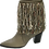 Thumbnail: Ras Fringe Pointed Toe Boots