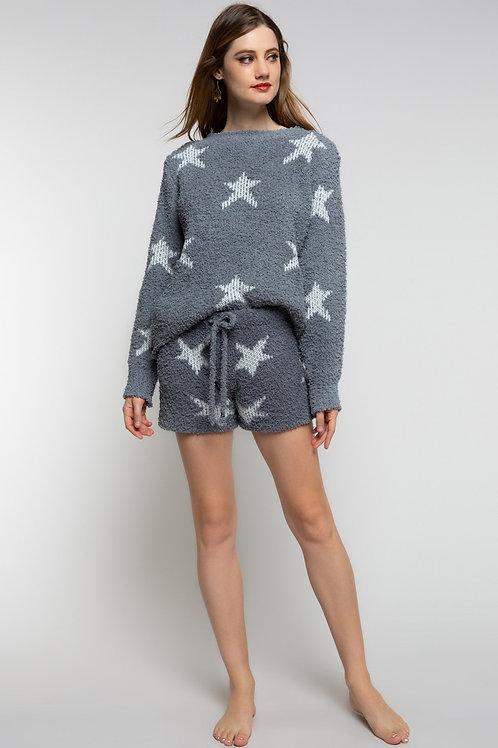 Berber Star Pullover