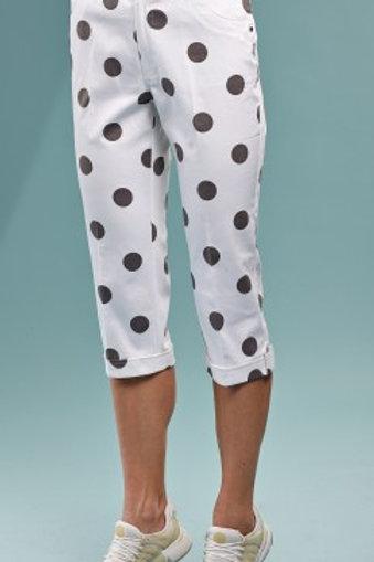 Insight Crop Dot Pants
