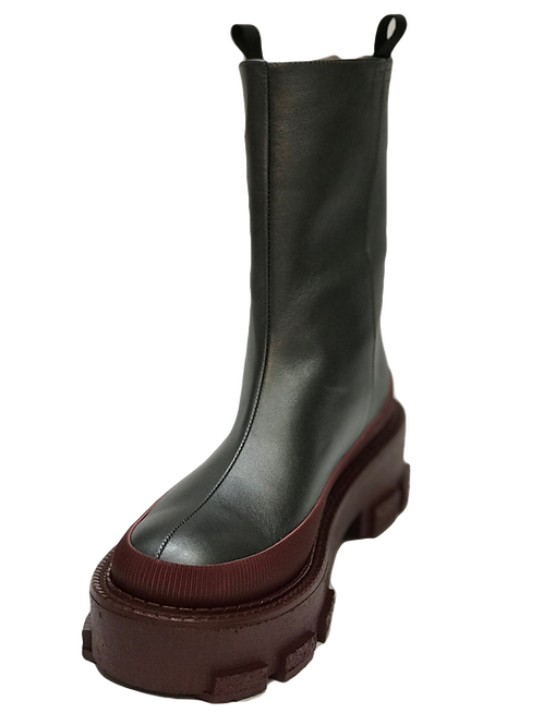 RasChunky Platform Boots
