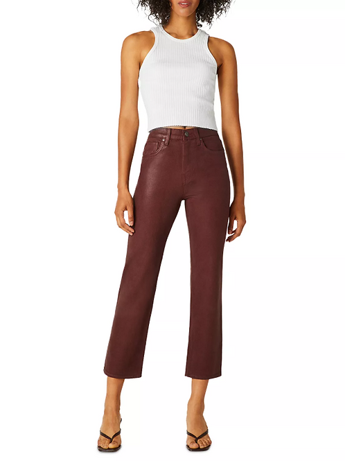 Hudsons Remi High Rise Crop Jeans
