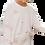 Thumbnail: Berber Pink & White Star Hoodie