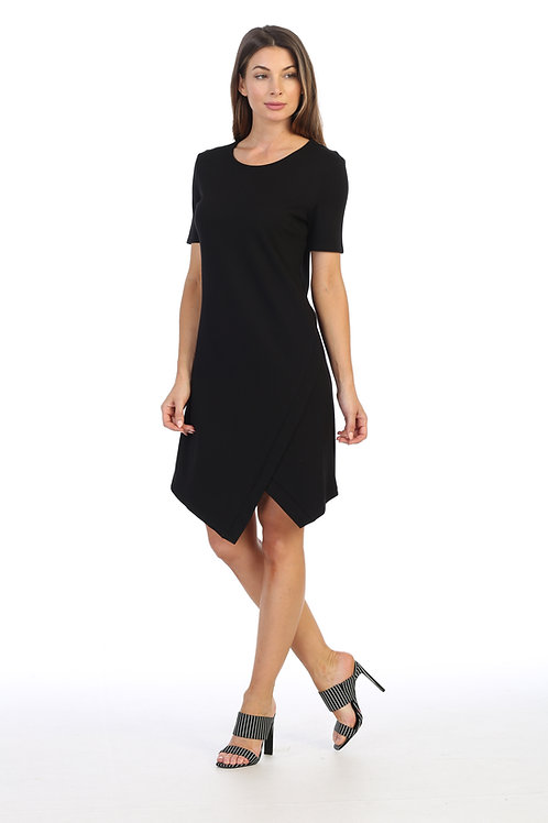 Black By JJ Asymmetric Dress