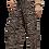 Thumbnail: Zebra Print Wide Leg Pants