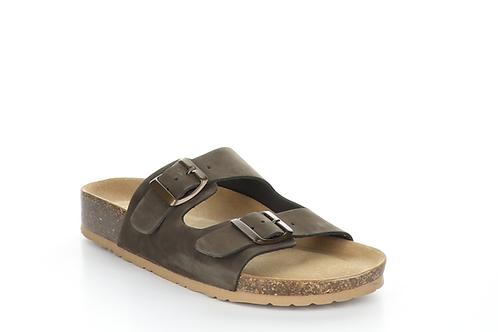 Prim Dark Brown Sandals