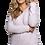 Thumbnail: Berber Plus Size Pullover Hoodie
