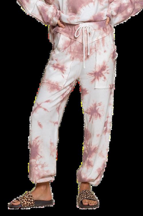 Wild Berry Splash Pants