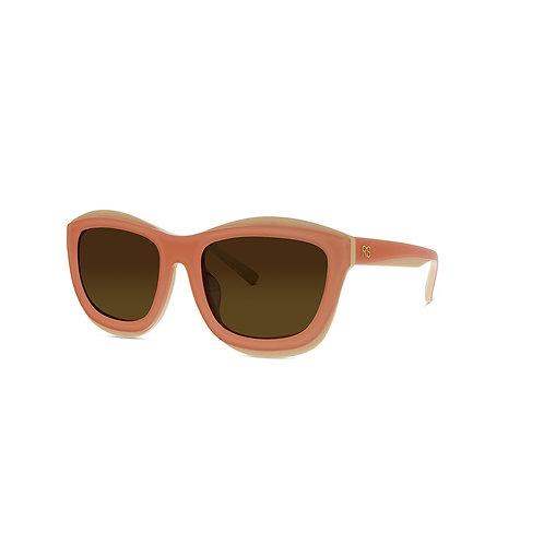 Peach Lux Glasses