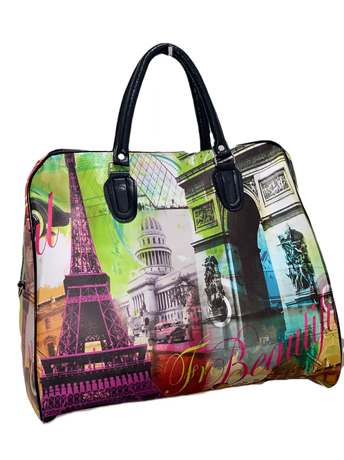 Paris Travel Bag