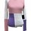 Thumbnail: Ribbed Color Block Sweater